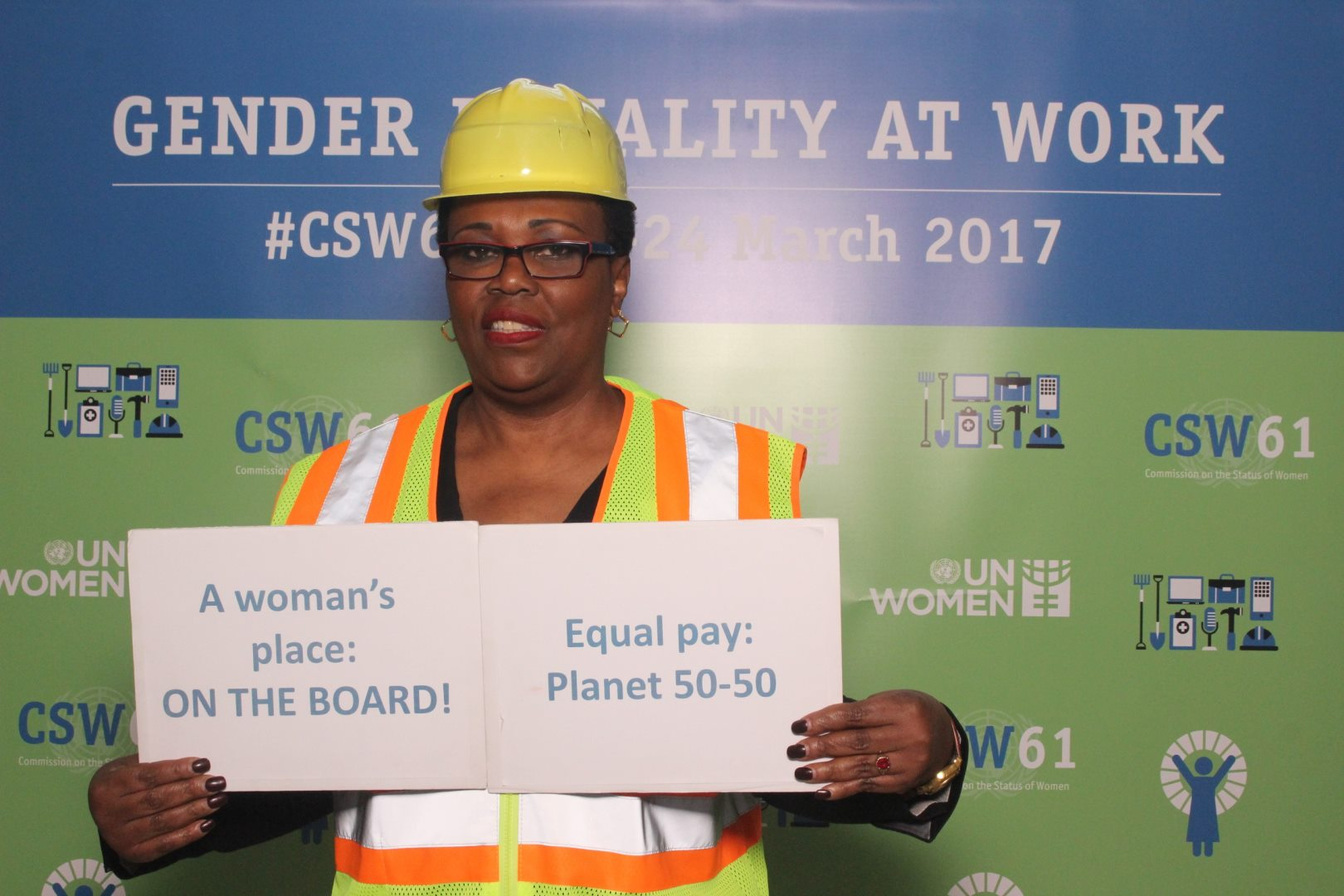 Women in the Changing World of Work – Planet 50-50 by 2030: What does this mean?