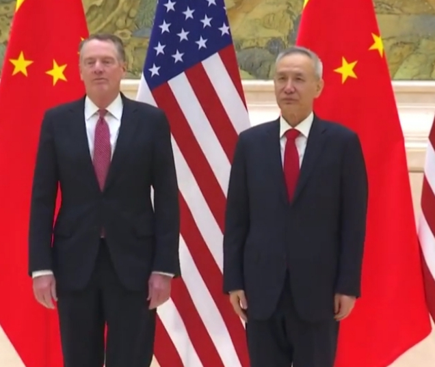 Chinese Premier To Visit US For Trade Talks Despite Tariff Threats