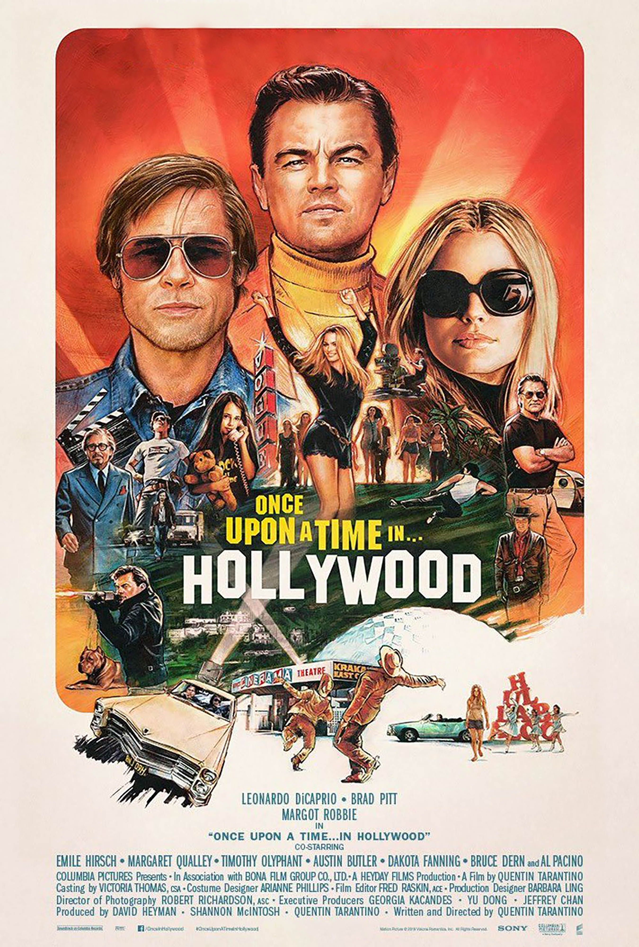'Once Upon a Time in Hollywood' Is Just One Boring Fairy Tale