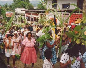 While It Is a Good Idea For Garifuna People In The Diaspora To Visit Their Motherland, It Is The Opposite For Those From St Vincent & The Grenadines