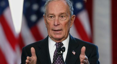 Bloomberg Enters 2020 Presidential Race