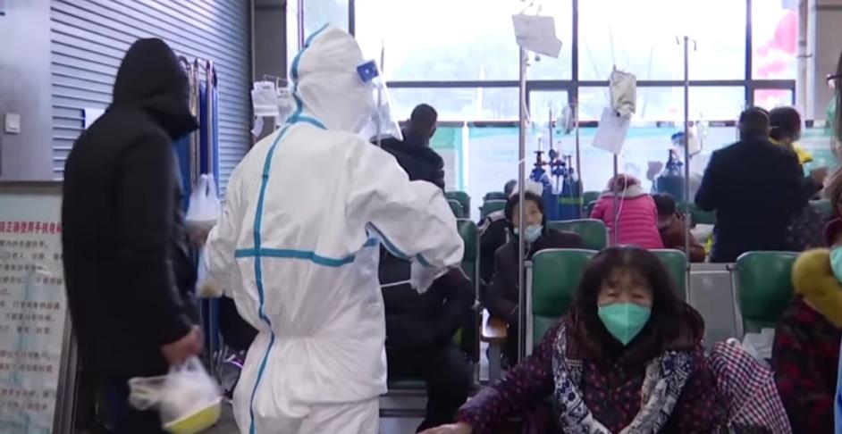 Another Senior Doctor Dies as Coronavirus Death Toll Surpasses 2000