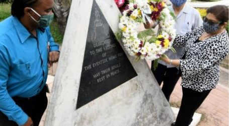 40TH ANNIVERSARY OF EVENTIDE TRAGEDY IN JAMAICA