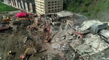 China Explosion: Tanker Truck Explodes Killing 19 people
