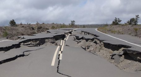 ARE YOU PREPARED FOR A VERY POWERFUL EARTHQUAKE?