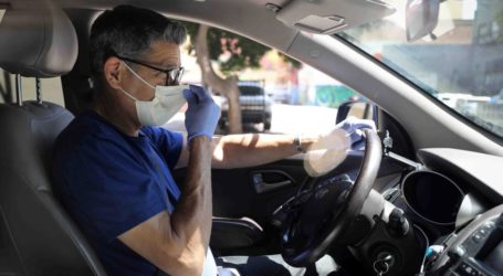 Coronavirus: Face masks mandatory for Uber passengers and drivers