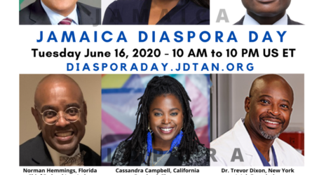 Jamaicans across the Diaspora celebrate Jamaica Diaspora Day on June 16th