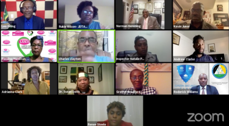 A gathering of historic proportions  – Jamaica Diaspora day Live Online Virtual Celebration