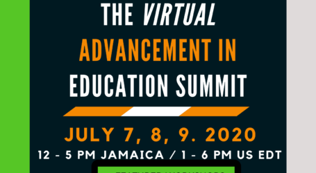 The Jamaica Diaspora Education Task Force hosts its first-ever Virtual Advancement in Education Summit