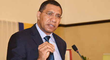 PM Holness says Children Must not be discriminated Against