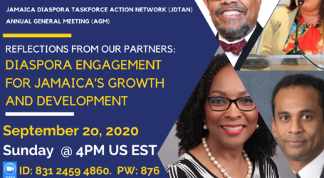 Diaspora Engagement for Jamaica's Growth and Development
